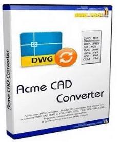Acme CAD Converter 2019 crack download