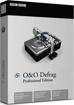 O&O Defrag Professional Edition 23 crack download