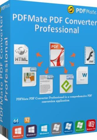 PDFMate PDF Converter Pro
