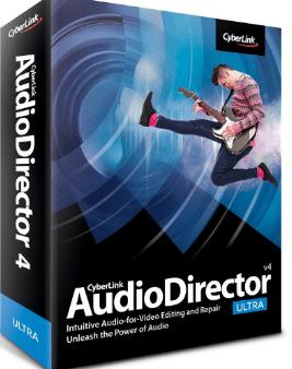 CyberLink AudioDirector Ultra 11 crack download