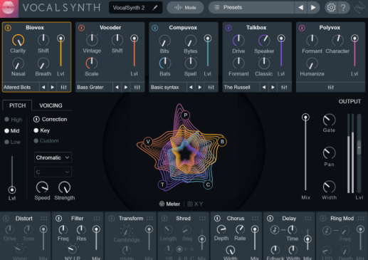 iZotope VocalSynth 2 free download
