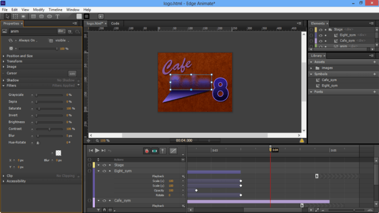 Adobe Animate CC 2018 18.0.1.115 Free download For Mac