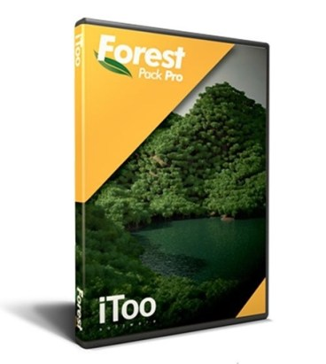 ForestPack Pro for 3ds Max 2018 Free Download