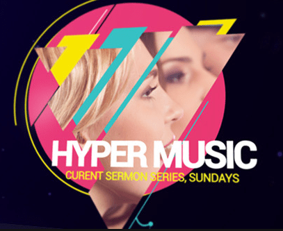Videohive Hyper Music Festival free download