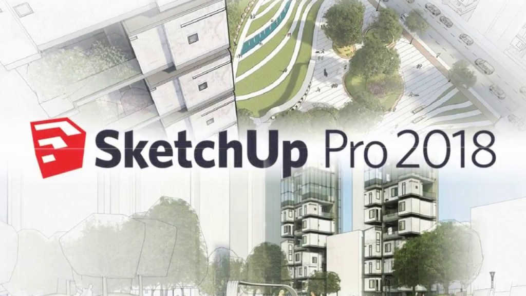 SketchUp Pro 2018 18.0 Free Download For Mac