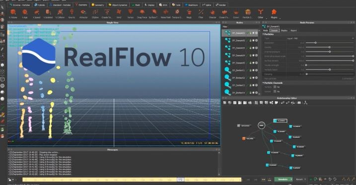 NextLimit RealFlow 10 crack