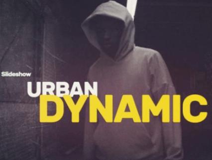 Videohive Dynamic Urban