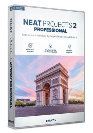 Franzis NEAT Projects Professional 2.2 Free Download