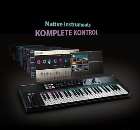 Komplete Kontrol v2.0.2 AU VST Free Download