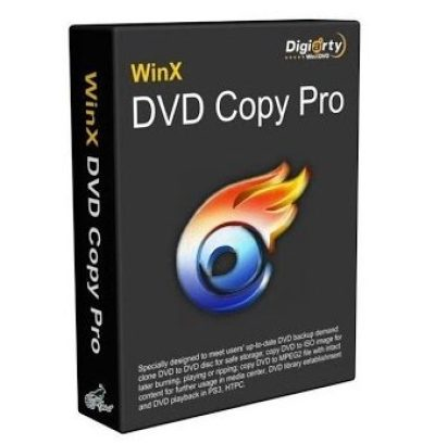 WinX DVD Copy Pro 3.9.0 Free Download