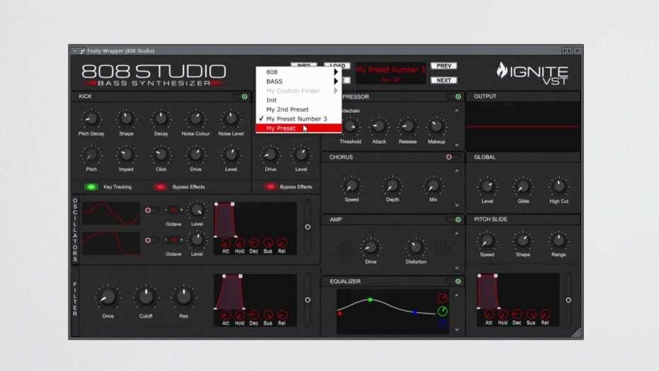 Initial Audio 808 STUDIO v1.3 VST Free Download For Mac OS X