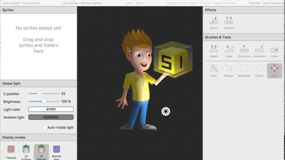 SpriteIlluminator 1.5 Free Download