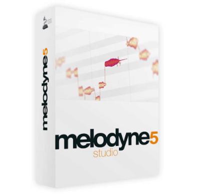 Celemony Melodyne 5 Studio v5