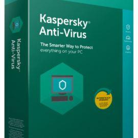 Kaspersky Anti-Virus 2021 Free download