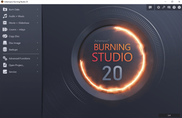 Ashampoo Burning Studio 20 free download