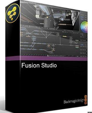 Blackmagic Design Fusion Studio 16 crack