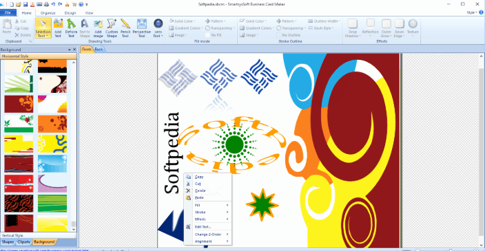 Business Card Maker 3 free download