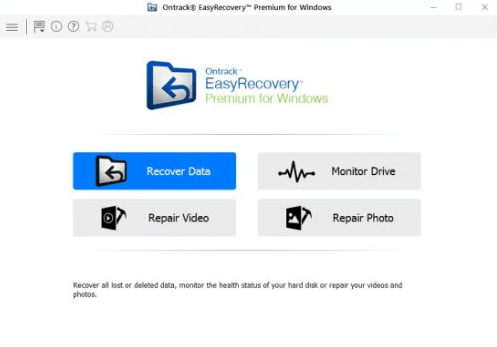 Ontrack EasyRecovery Premium 13 free download