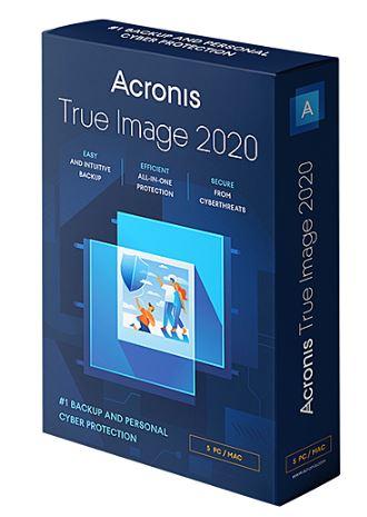 Acronis True Image 2020 free download