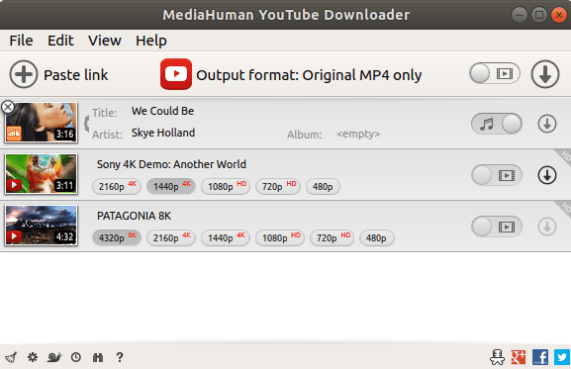 MediaHuman YouTube Downloader 3 free download
