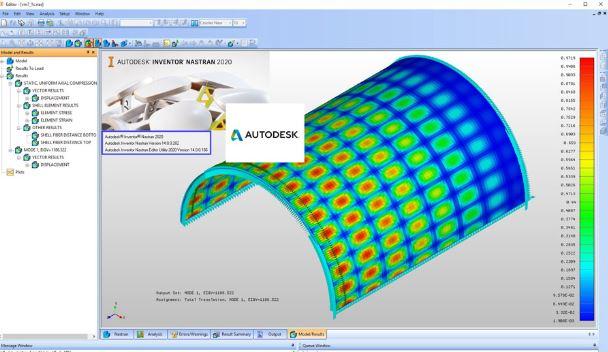 Autodesk Inventor Nastran 2020 crack download