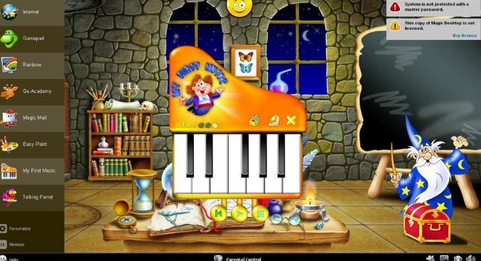Magic Desktop 9 free download