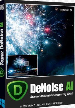 Topaz Denoise AI crack download