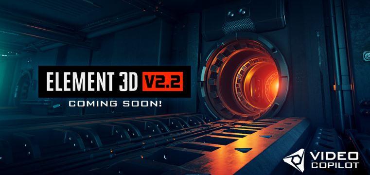 Video Copilot Element 3D 2 free download
