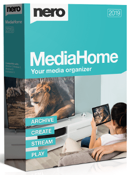 Nero MediaHome 2019 free download