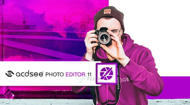 ACDSee Photo Editor 11 free download