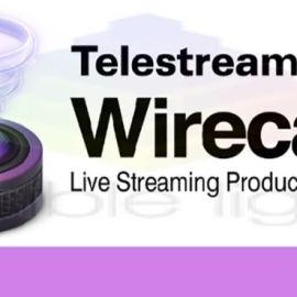 Telestream Wirecast Pro 14.2.1 Free Download With Video Tutorial