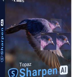 Topaz Sharpen AI 3.0 free Download
