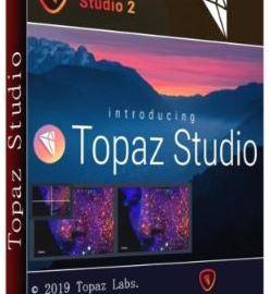 Topaz Studio 2.3.0 Free Download