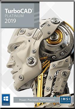 IMSI TurboCAD Platinum 2019 crack download