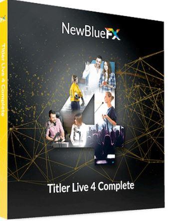 NewBlueFX Titler Live 4