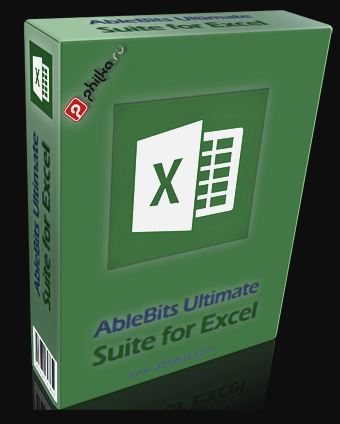AbleBits Ultimate Suite for Excel 2018