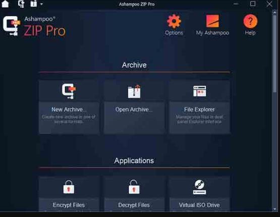 Ashampoo ZIP Pro 3