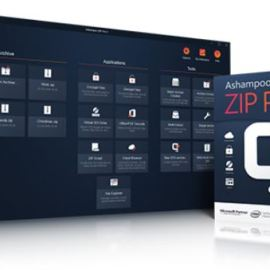 Ashampoo ZIP Pro 3.0.25 Free Download