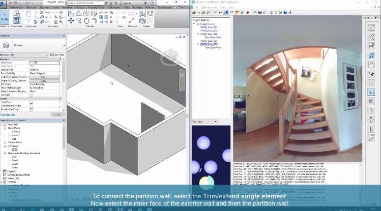 FARO As-Built for Autodesk