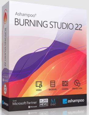 Ashampoo Burning Studio 22