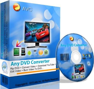 Any DVD Converter Professional 6