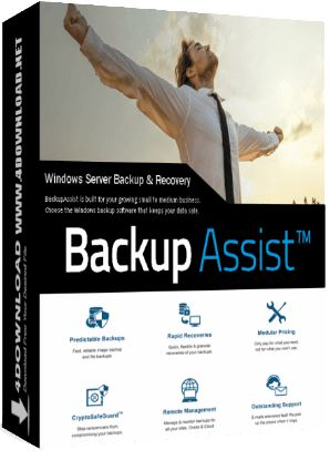 BackupAssist Desktop 10