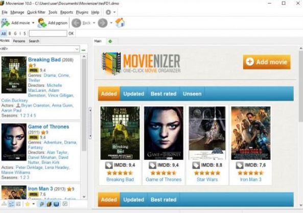 Movienizer 10