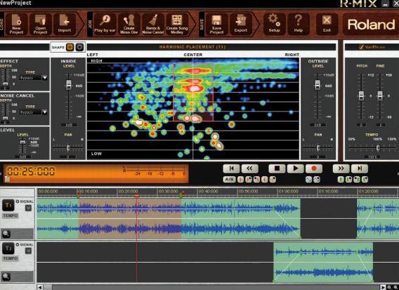 Roland VS R-Mix
