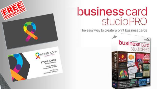 Summitsoft Business Card Studio Pro 6