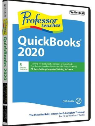 Professor Teaches QuickBooks 2020