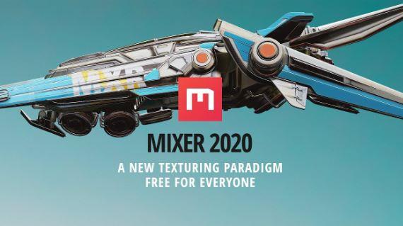 Quixel Mixer 2020
