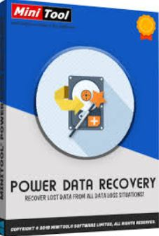 MiniTool Power Data Recovery Business Technician 8