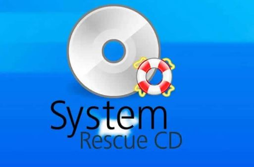 SystemRescueCd 6