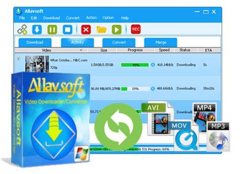 Allavsoft Video Downloader Converter 3